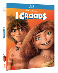 Cover Dvd I Croods (Blu-ray)