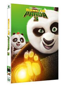 Kung Fu Panda 3 (DVD) di Jennifer Yuh Nelson,Alessandro Carloni - DVD