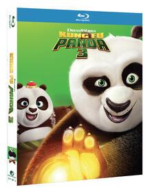 Kung Fu Panda 3 (Blu-ray) di Jennifer Yuh Nelson,Alessandro Carloni - Blu-ray