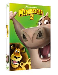 Cover Dvd Madagascar 2 (DVD)