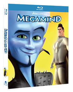 Megamind (Blu-ray) di Tom McGrath - Blu-ray