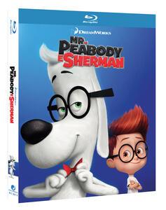 Film Mr. Peabody e Sherman (Blu-ray) Rob Minkoff