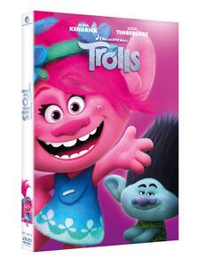 Trolls (DVD) di Mike Mitchell,Walt Dohrn - DVD