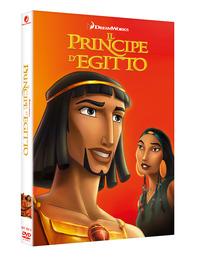 Cover Dvd Il principe d'Egitto (DVD)