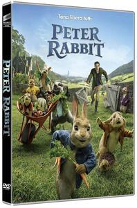 Peter Rabbit (DVD) di Will Gluck - DVD