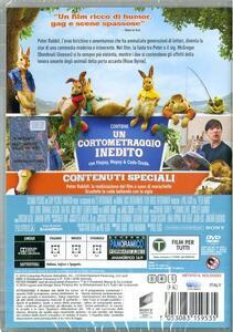 Peter Rabbit (DVD) di Will Gluck - DVD - 2