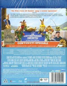 Peter Rabbit (Blu-ray) di Will Gluck - Blu-ray - 2
