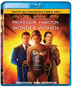 Professor Marston and the Wonder Women (Blu-ray) di Angela Robinson - Blu-ray