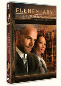 Cover Dvd Elementary. Stagione 5 (DVD)
