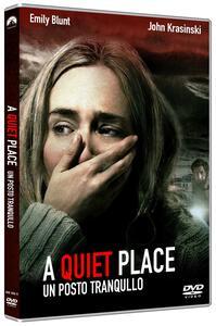 A Quiet Place. Un posto tranquillo (DVD) di John Krasinski - DVD
