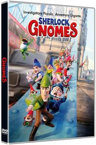 Sherlock Gnomes (DVD) di John Stevenson - DVD
