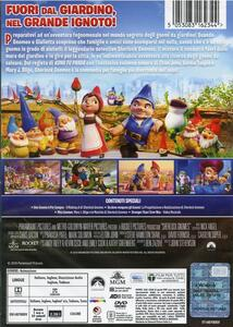 Sherlock Gnomes (DVD) di John Stevenson - DVD - 2
