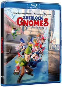 Sherlock Gnomes (Blu-ray) di John Stevenson - Blu-ray