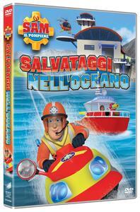 Sam il pompiere. Salvataggio nell'oceano (DVD) - DVD