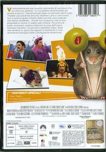 Un topolino sotto sfratto (DVD) di Gore Verbinski - DVD - 2