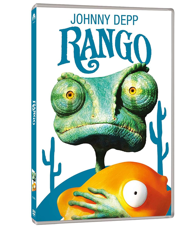 Cover Dvd DVD Rango