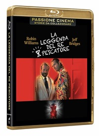Cover Dvd La La leggenda del re pescatore (Blu-ray)
