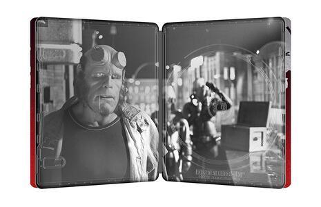 Hellboy 2. The Golden Army. 10th Anniversary Edition. Con Steelbook (Blu-ray) di Guillermo del Toro - Blu-ray - 3