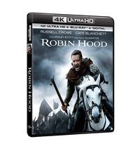Cover Dvd Robin Hood (Blu-ray + Blu-ray 4K Ultra HD)