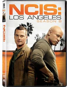 Ncis: Los Angeles. Stagione 8. Serie TV ita (6 DVD) - DVD