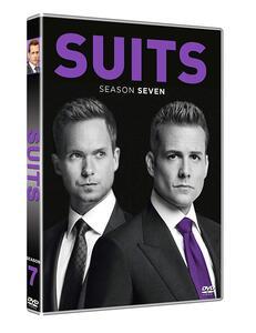 Film Suits. Stagione 7. Serie TV ita (4 DVD) Kevin Bray Michael Smith John Scott