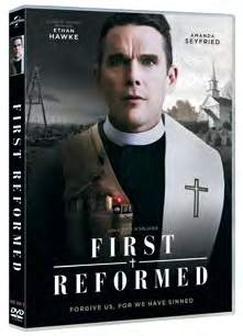 Cover Dvd DVD First Reformed