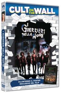 Cover Dvd I guerrieri della notte. Con poster (DVD)