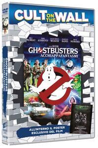 Ghostbusters. Acchiappafantasmi. Con poster (DVD) di Ivan Reitman - DVD