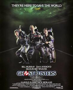 Ghostbusters. Acchiappafantasmi. Con poster (DVD) di Ivan Reitman - DVD - 2