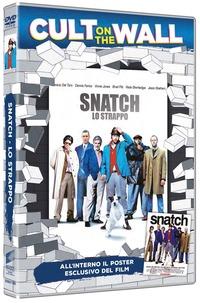 Cover Dvd Snatch. Lo strappo. Con poster (DVD)