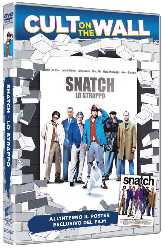 Snatch. Lo strappo. Con poster (DVD) di Guy Ritchie - DVD