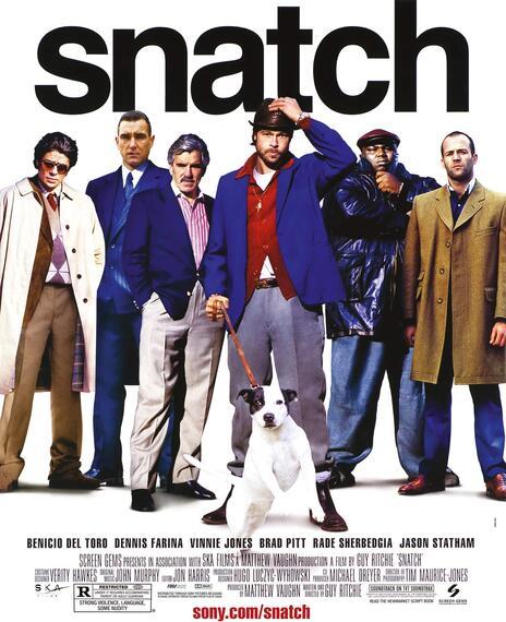 Snatch. Lo strappo. Con poster (DVD) di Guy Ritchie - DVD - 2