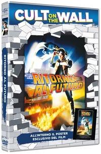 Cover Dvd Ritorno al futuro. Con poster (DVD)