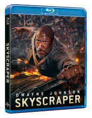 Film Skyscraper (Blu-ray) Rawson Marshall Thurber