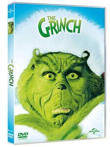 Il Grinch. Edizione Drafting Cinema 2018 (DVD) di Ron Howard - DVD