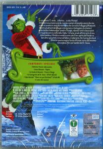 Il Grinch. Edizione Drafting Cinema 2018 (DVD) di Ron Howard - DVD - 2