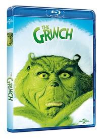 Cover Dvd Il Grinch. Edizione Drafting Cinema 2018 (Blu-ray)