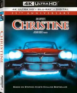 Christine. La macchina infernale (Blu-ray + Blu-ray 4K Ultra HD) di John Carpenter - Blu-ray + Blu-ray Ultra HD 4K