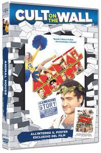 Animal House. Con poster (DVD) di John Landis - DVD