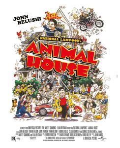 Animal House. Con poster (DVD) di John Landis - DVD - 2