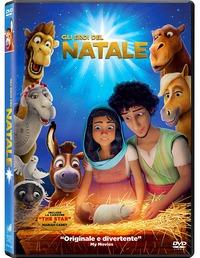 Cover Dvd Gli eroi del Natale (DVD)