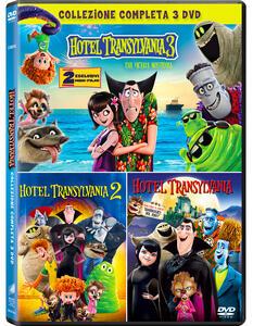 Film Hotel Transylvania Collection 1-3 (3 DVD) Genndy Tartakovsky