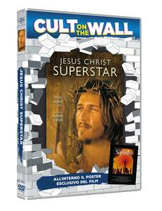 Jesus Christ Superstar. Con poster (DVD) di Norman Jewison - DVD