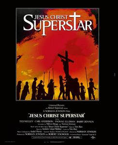Jesus Christ Superstar. Con poster (DVD) di Norman Jewison - DVD - 2