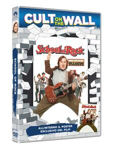 School of Rock. Con Poster (DVD) di Richard Linklater - DVD
