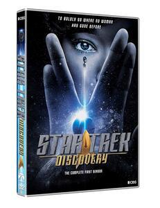 Star Trek Discovery. Stagione 1. Serie TV ita (4 DVD) di Bryan Fuller,Alex Kurtzman - DVD