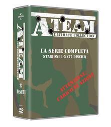 A-Team. Serie completa. Serie TV ita (27 DVD) di Frank Lupo,Stephen J. Cannell - DVD