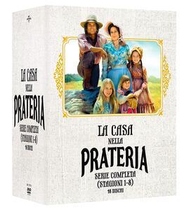 Film La casa nella prateria. La serie completa. Stagioni 1-8. Serie TV ita (48 DVD) Michael Landon Maury Dexter