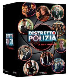 Distretto di Polizia. La serie completa. Serie TV ita (69 DVD) di Alberto Ferrari,Alessandro Capone,Antonio Luigi Grimaldi,Renato. De Maria - DVD