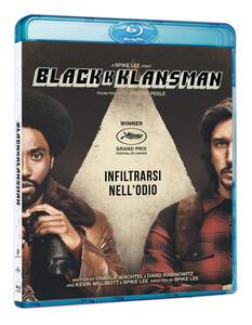 BlacKkKlansman (Blu-ray) di Spike Lee - Blu-ray